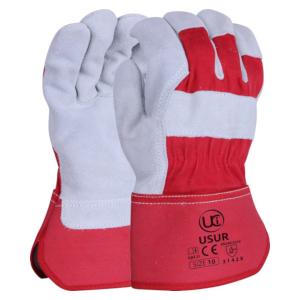 Usur S3 Superior Grey Red Rigger Glove