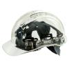 Portwest PV50 Peak View Translucent Vented Safety Helmet