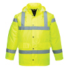 S460 Portwest Hi-Vis Traffic Jacket - Yellow