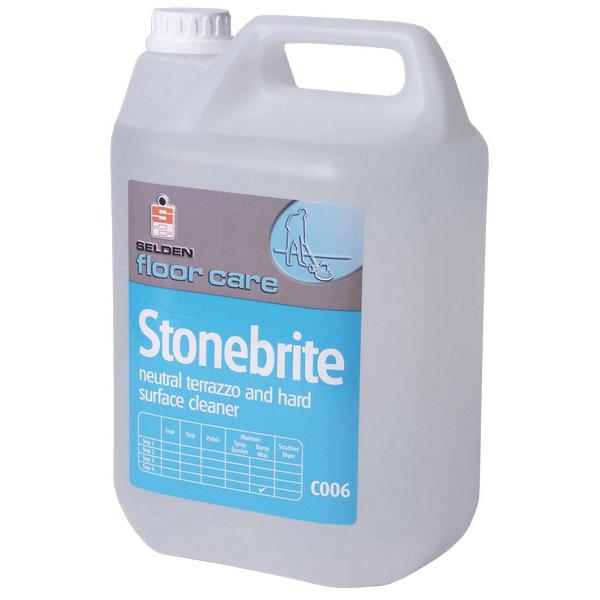 C006 Stonebrite Neutral Terrazzo Cleaner 5 Litre Bottle