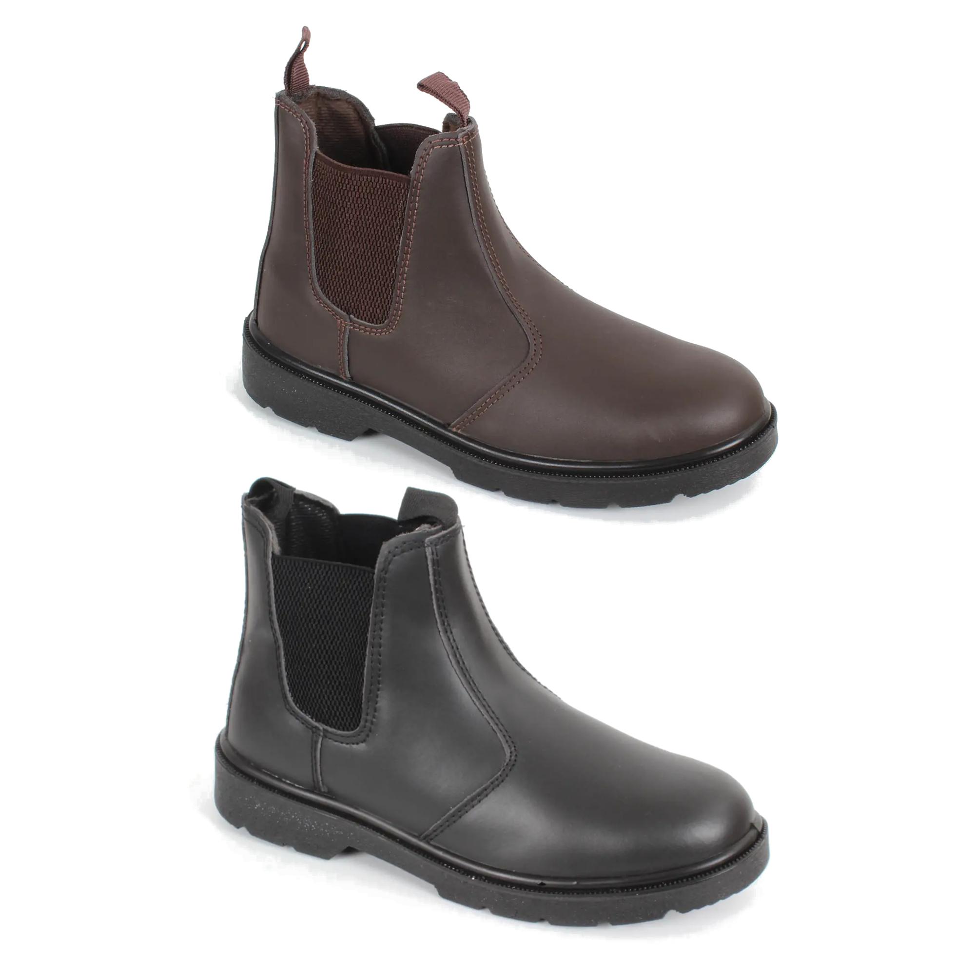 d6504207ef9 Black Rock SF12B Safety Dealer Boot - Black